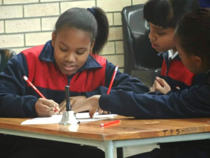 Speed Maths Challenge Cape Town