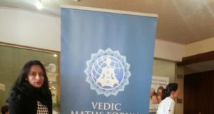 Vedic Maths at the Cape Home Educators Expo