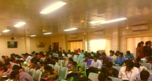 College of Engineering Chennai hosts Vedic Maths Workshop