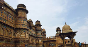 Oldest Inscription of 'Zero' at Gwalior Fort
