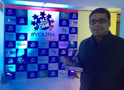 Awarded the Youth Star Award